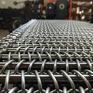 Esteira transportadora para equipamentos industriais