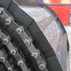 Fabricante de Esteiras com Abas Laterais - 2